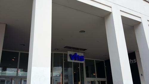 3月 ドイツのVHS