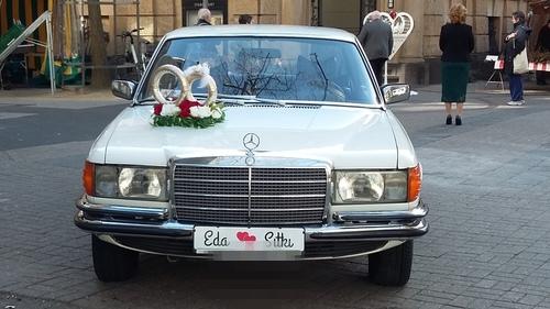 3月 ドイツ 結婚式